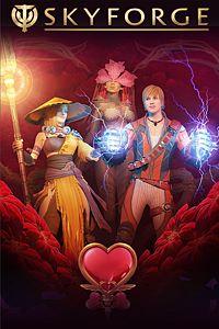 Carátula del juego Skyforge: Immortal Love Pack