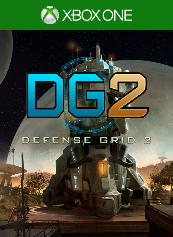 Defense Grid 2 boxshot