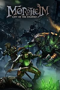 Carátula del juego Mordheim: City of the Damned