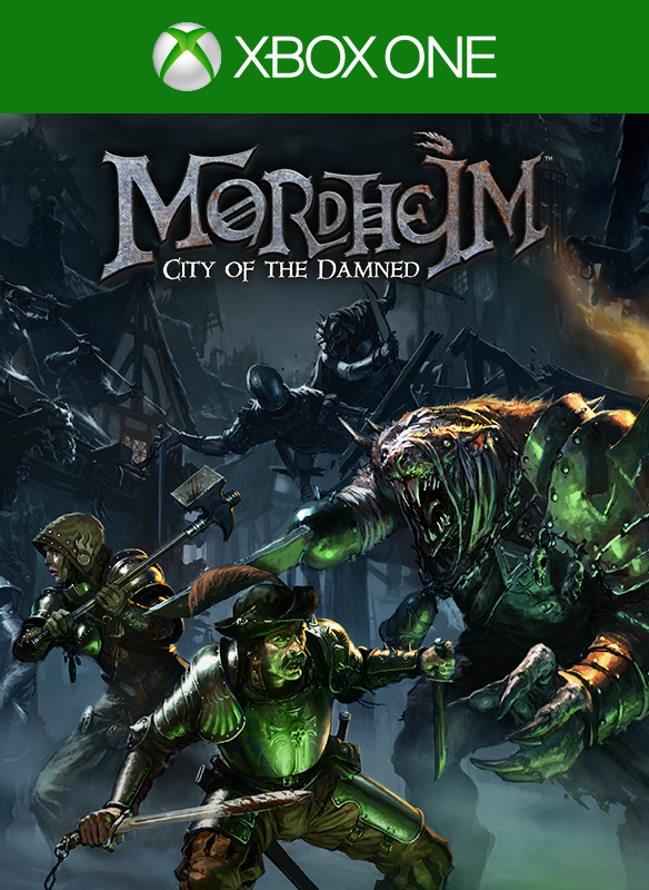 Mordheim City of the Damned boxshot