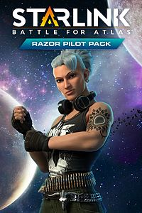 Carátula para el juego Starlink: Battle for Atlas - Razor Pilot Pack de Xbox 360