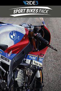Carátula del juego RIDE 3 - Sport Bikes Pack