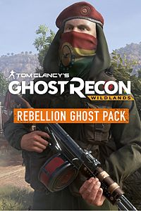 Carátula del juego Ghost Recon Wildlands - Ghost Pack : Rebellion de Xbox One