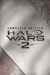 Carátula del juego Halo Wars 2: Complete Edition