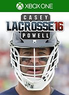 Casey Powell Lacrosse 16 boxshot