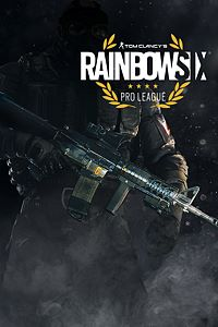 Carátula del juego Tom Clancy's Rainbow Six Siege: Pro League S1 Grade 4 Skin
