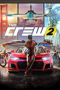 Carátula para el juego The Crew 2 Standard Edition de Xbox 360