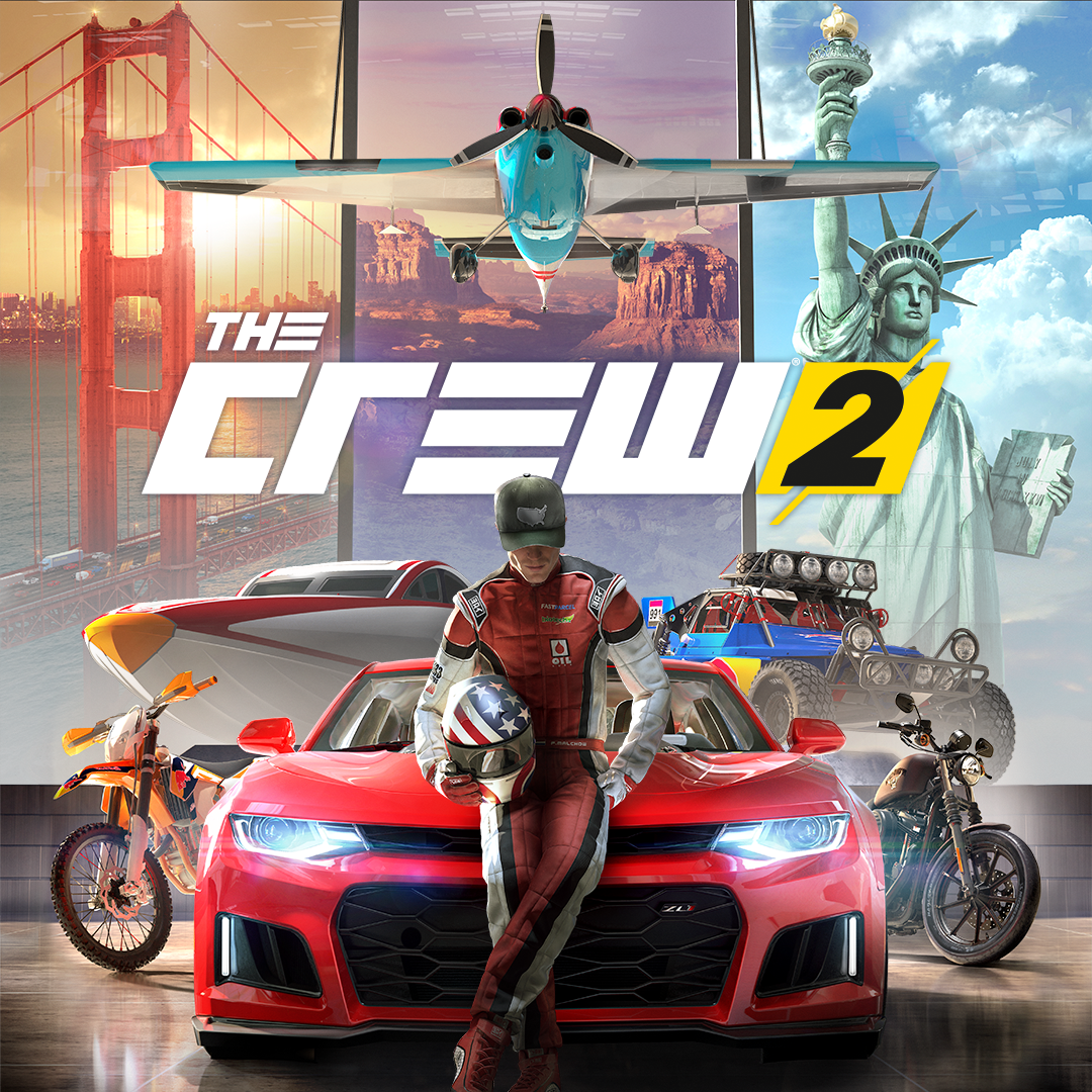 The Crew  2 Standard Edition