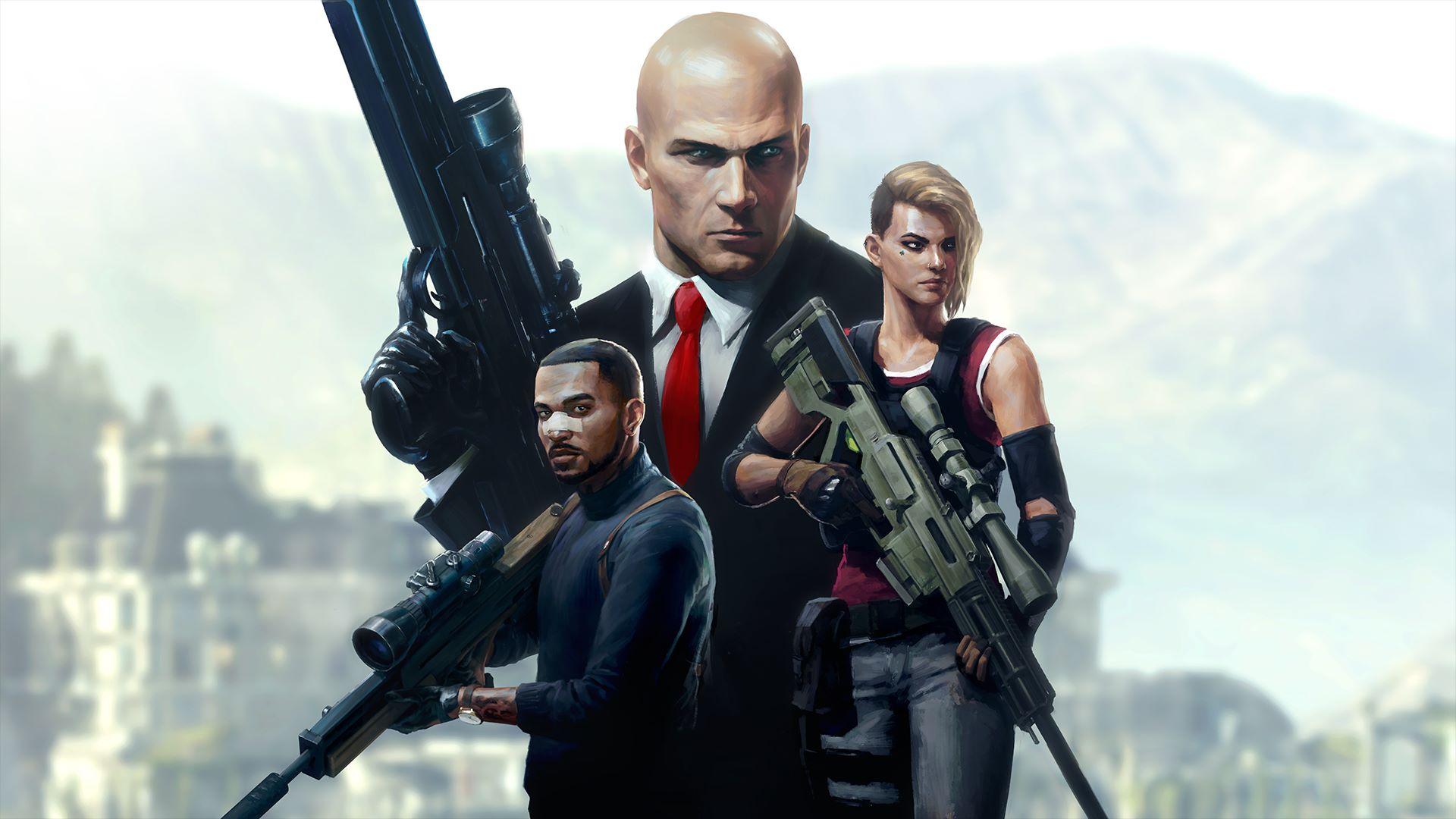 Hitman 2,game releases in november