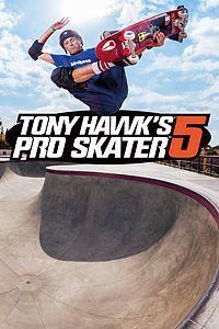 Carátula del juego Tony Hawk's Pro Skater 5