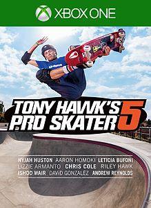 Tony Hawk's® Pro Skater™ 5 boxshot