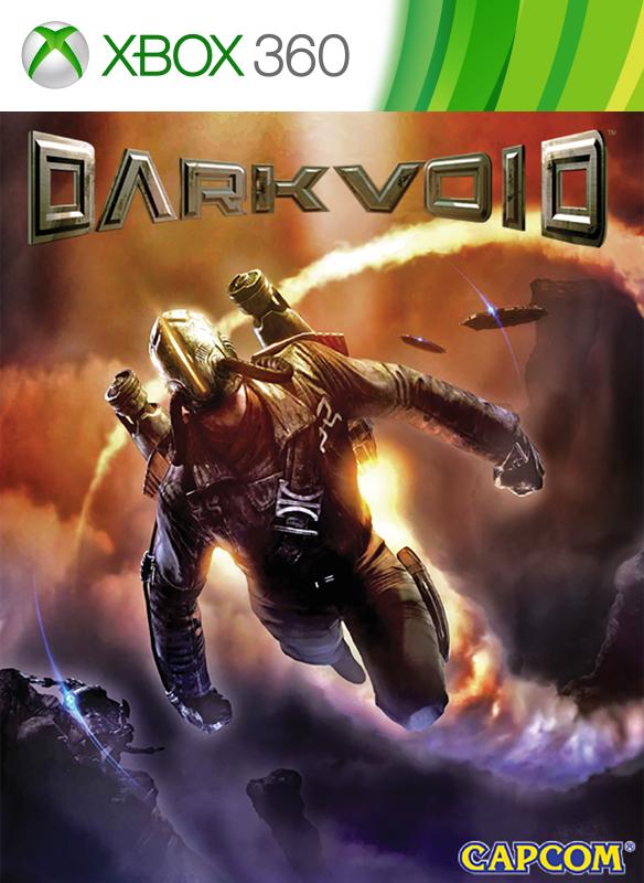 Dark Void boxshot