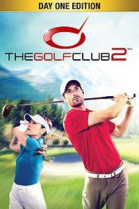 Carátula para el juego The Golf Club 2 de Xbox One