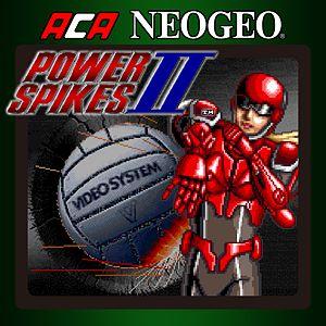 ACA NEOGEO POWER SPIKES II Xbox One