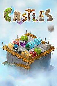 Carátula para el juego Castles de Xbox 360