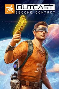 Carátula del juego Outcast - Second Contact Golden Weapons Pack