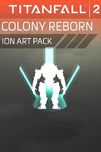 Carátula del juego Titanfall 2: Colony Reborn Ion Art Pack