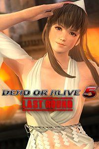 Carátula del juego DEAD OR ALIVE 5 Last Round Hitomi Halloween Costume 2014