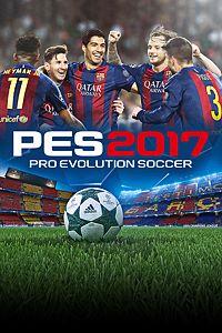 Carátula para el juego Pro Evolution Soccer 2017 - Digital Exclusive de Xbox 360