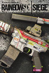 Carátula para el juego Tom Clancy's Rainbow Six Siege: Canadian Racer Pack de Xbox 360