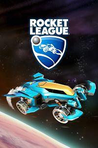 Carátula del juego Rocket League - Vulcan
