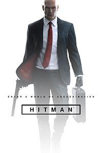 Carátula del juego HITMAN