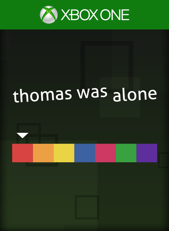 Thomas Was Alone boxshot