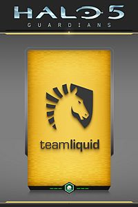 Carátula del juego Halo 5: Guardians - HCS Team Liquid (TL) REQ Pack