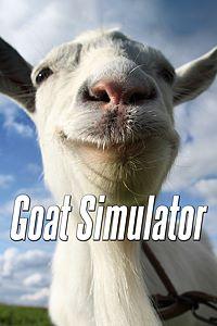 Carátula para el juego Goat Simulator de Xbox One