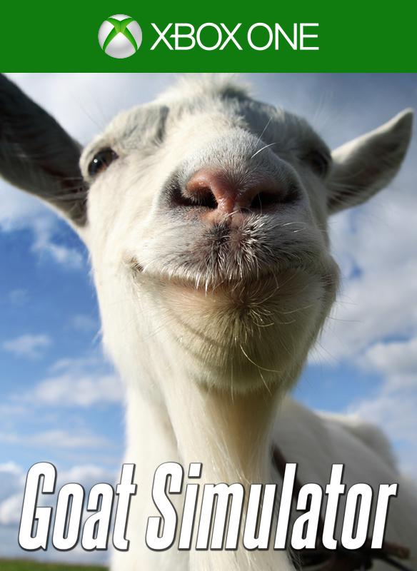 Goat Simulator boxshot