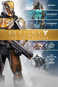 Carátula para el juego Destiny - The Collection de Xbox 360