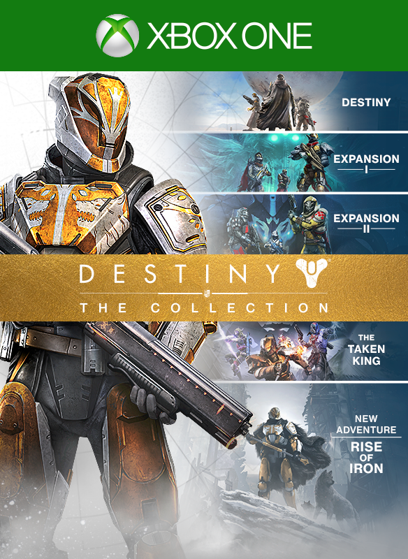 Destiny The Collection boxshot