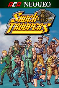 ACA NEOGEO SHOCK TROOPERS Is Now Available For Xbox One