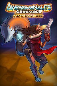 Carátula del juego Desperado Penny - Awesomenauts Assemble! Skin de Xbox One
