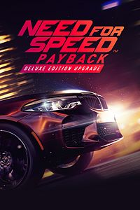 Carátula del juego Need for Speed Payback - Deluxe Edition Upgrade
