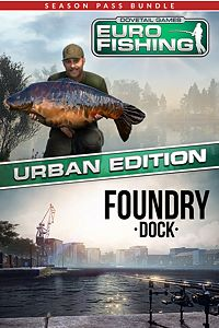 Carátula del juego Euro Fishing: Urban Edition + Season Pass