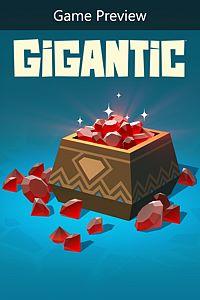 Carátula del juego Gigantic - 6840 Rubies de Xbox One