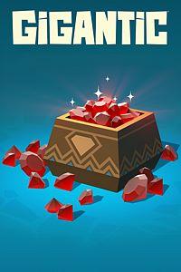 Carátula del juego Gigantic - 6840 Rubies