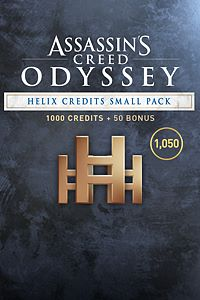 Carátula del juego Assassin's Creed Odyssey - Helix Credits Small Pack
