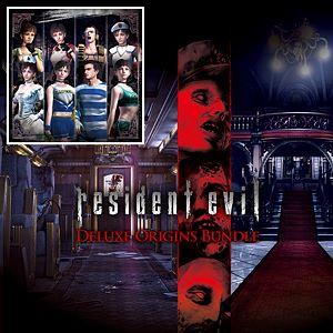 Resident Evil: Deluxe Origins Bundle Xbox One