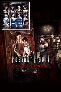 Carátula del juego Resident Evil: Deluxe Origins Bundle