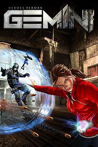 Carátula para el juego Gemini: Heroes Reborn de Xbox 360