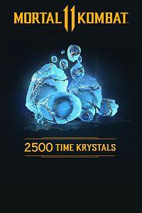 Carátula del juego 2500 Time Krystals