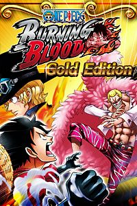 Carátula del juego ONE PIECE BURNING BLOOD - Gold Edition para Xbox One