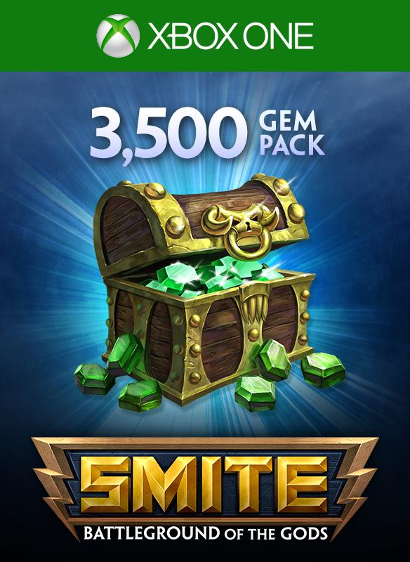 3500 Gems boxshot