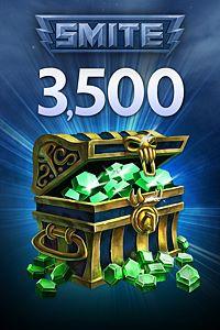 Carátula del juego 3500 Gems de Xbox One