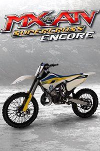 Carátula del juego 2015 Husqvarna TC 250 MX