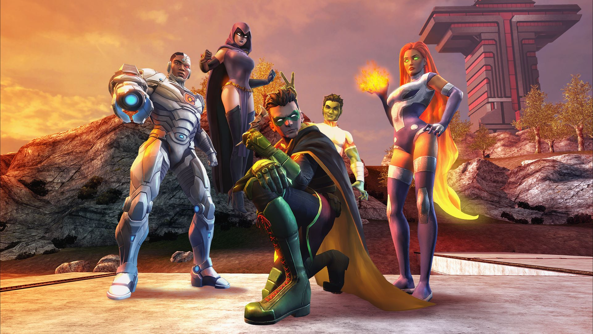 Get DC Universe Online - Microsoft Store