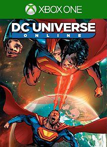 DC Universe Online imagem da caixa