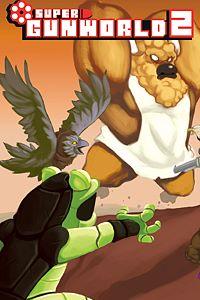 Carátula del juego Super GunWorld 2 para Xbox One